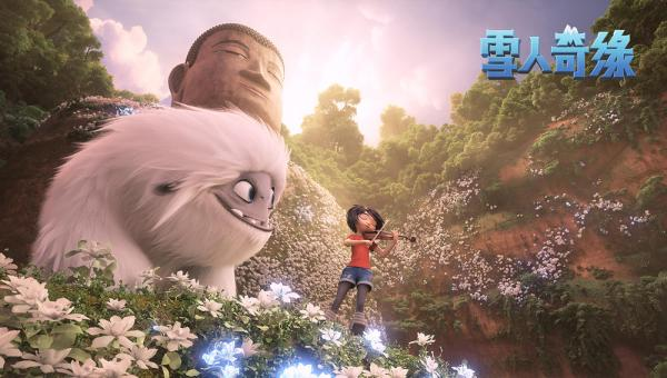 北美票房|《雪人奇缘》口碑票房双丰收,故事背景在中国