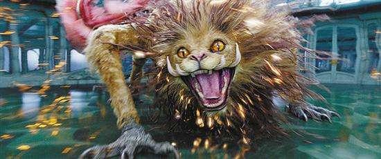 《神奇动物在哪里2》神兽驺吾