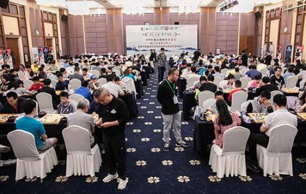 24万棋手对弈超123万局,这场全国业余棋王争霸赛创纪录
