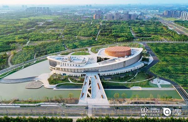 南上海将有艺术地标:九棵树未来艺术中心本月底正式开幕