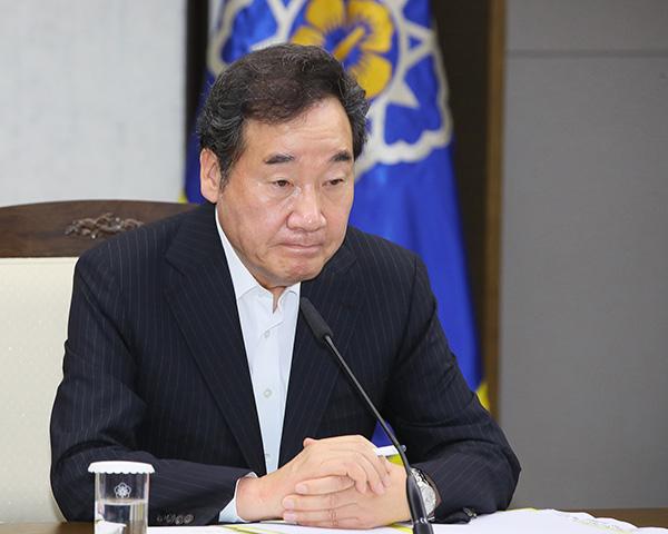 韩国总理就日本遭受台风灾害表示慰问,或为访日释放善意信号