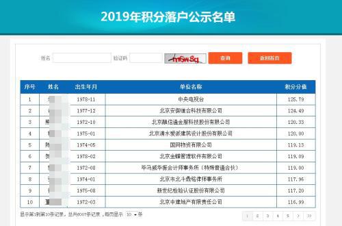 北京积分落户名单公示:6007人入围,这四点尤为关键