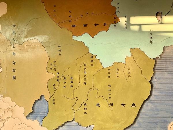 """满清遗落关外的""""三京四陵"""":末代王朝的早期都城与陵寝_私家地理"""