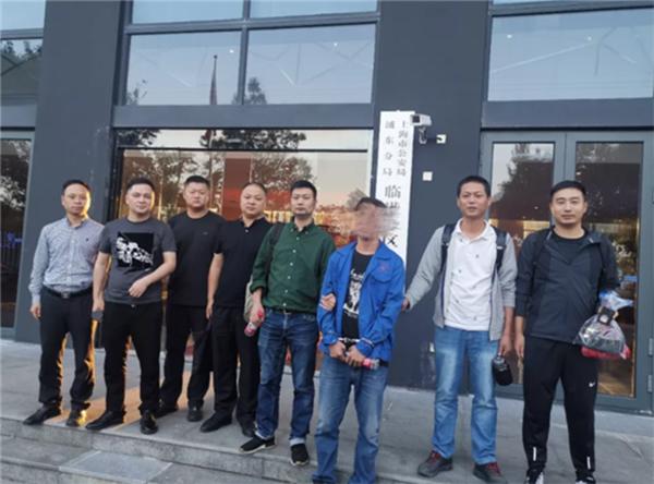 杭州萧山警方破获20年前积案:命案嫌疑人辗转打工已有妻儿