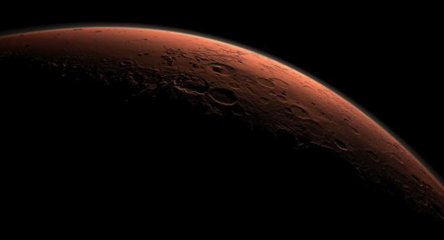 美国航天局否认发现火星存在生命