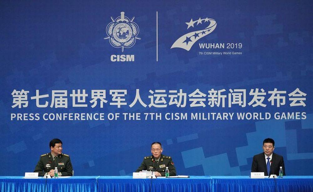 109个国家9308名军人参加武汉军运会,规模为历届最大