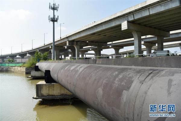 第四条对澳供水管道工程通水,双线路供水保障澳门用水安全