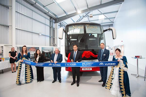 宇通客车出口英国已达500辆,新能源客车将投运英国公交线