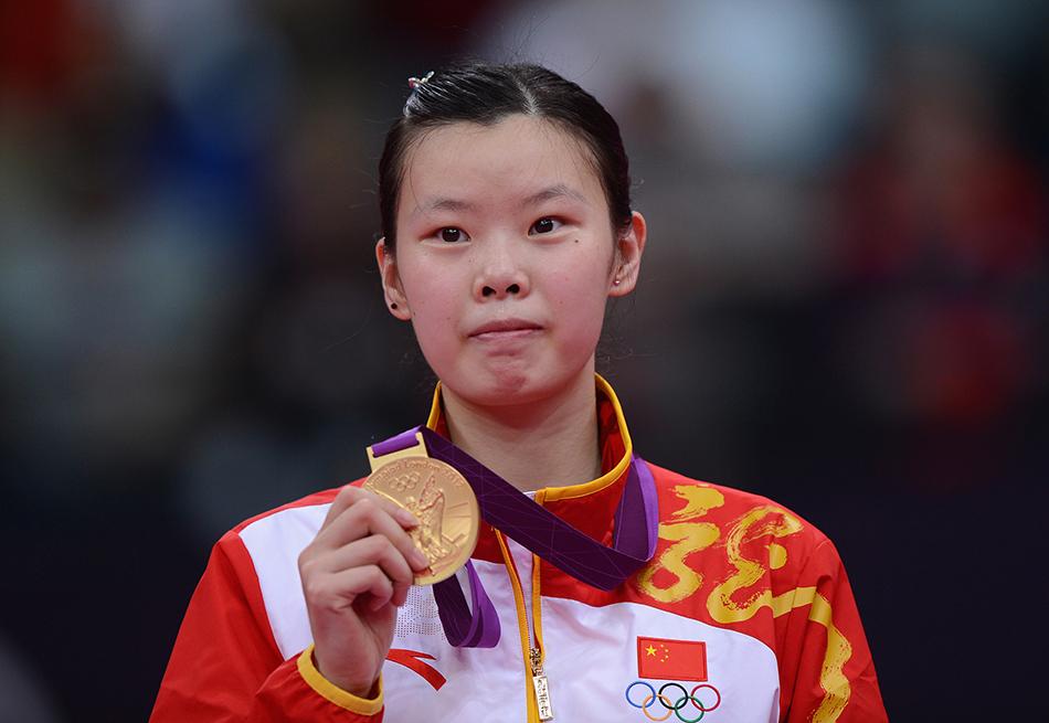 10月17日,世界羽联宣布中国女单名将、伦敦奥运会金牌得主李雪芮退出国际赛场。 本文图片 视觉中国