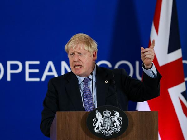 """英议员周六加班讨论""""脱欧""""新协议,反对派已备好三份修正案"""