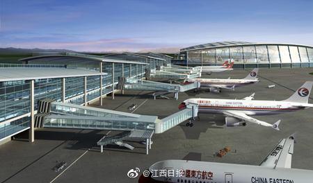 """冬航季开始后南昌机场将实现首都北京""""一市两场""""全通航"""