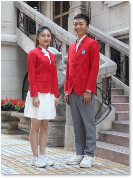 第二届进博会新版志愿者服装发布,群星版主题歌同步上线
