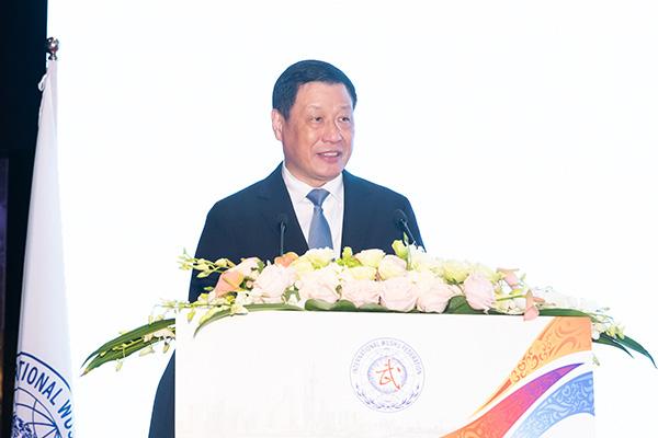 来自154个国家和地区的会员来沪参加这个代表大会