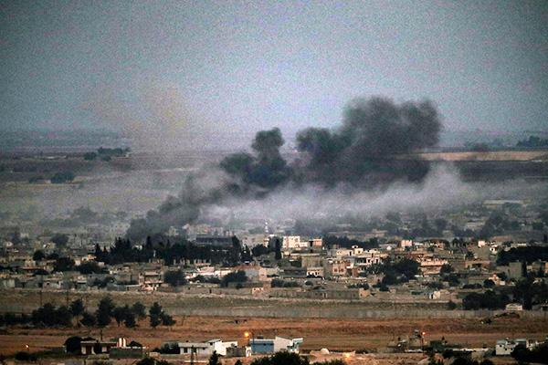 土总统顾问:土将叙政府军保护库尔德武装视为宣战