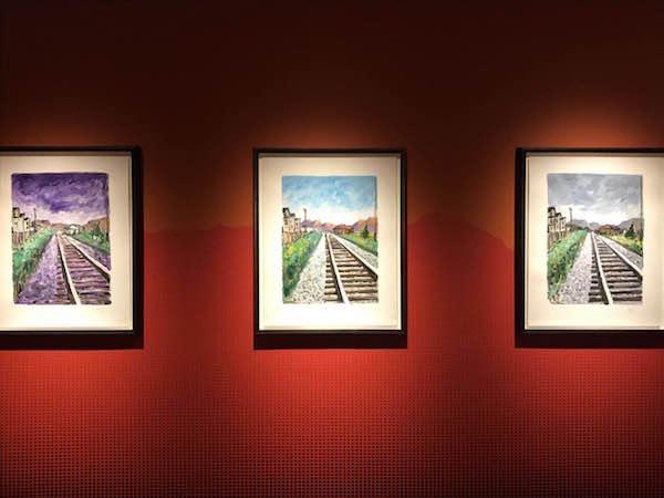鲍勃·迪伦与绘画:他需要一种存在,捕捉破碎的灿烂