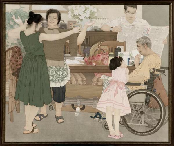 """""""一带一路""""艺术上海:百家画廊呈现经典当代未来三板块"""