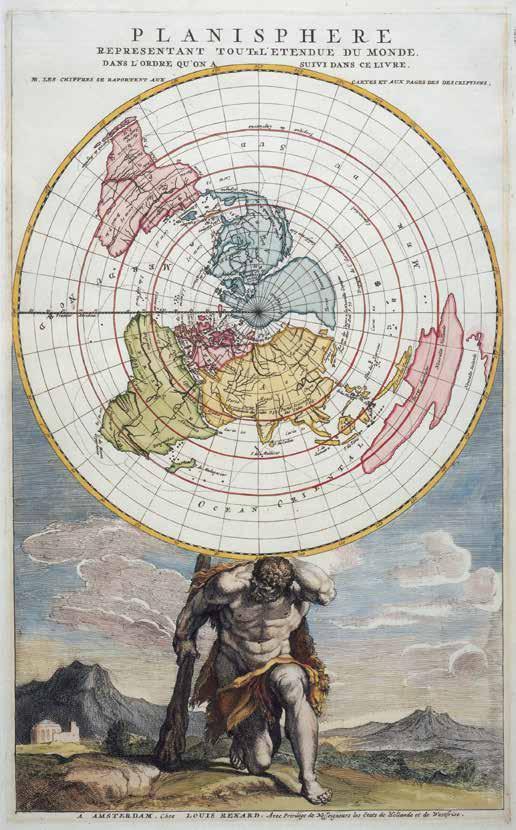18-19世纪地图领域的科学、技术和探索