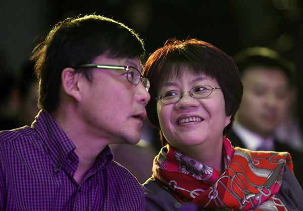 Z博士的脑洞|俞渝与李国庆,企业家婚姻的拷问与反拷问