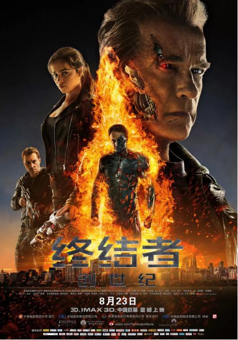 《终结者》电影系列下载 电影影评 第22张