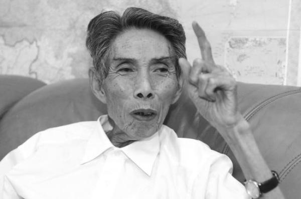 """""""改革先锋""""、义乌小商品市场的催生培育者谢高华去世"""
