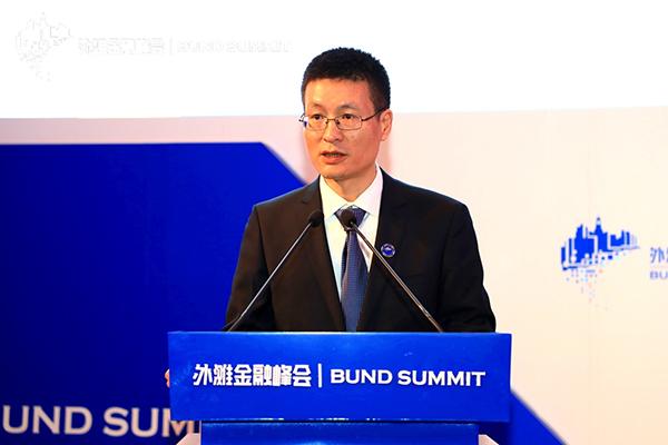 国家外汇局副局长陆磊正推进区块链技术在跨境贸易融资中的应用场景