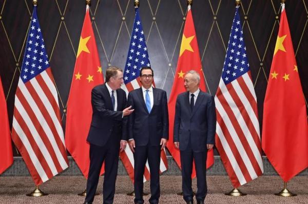 锁定磋商成果,中美向阶段性协议再近一步