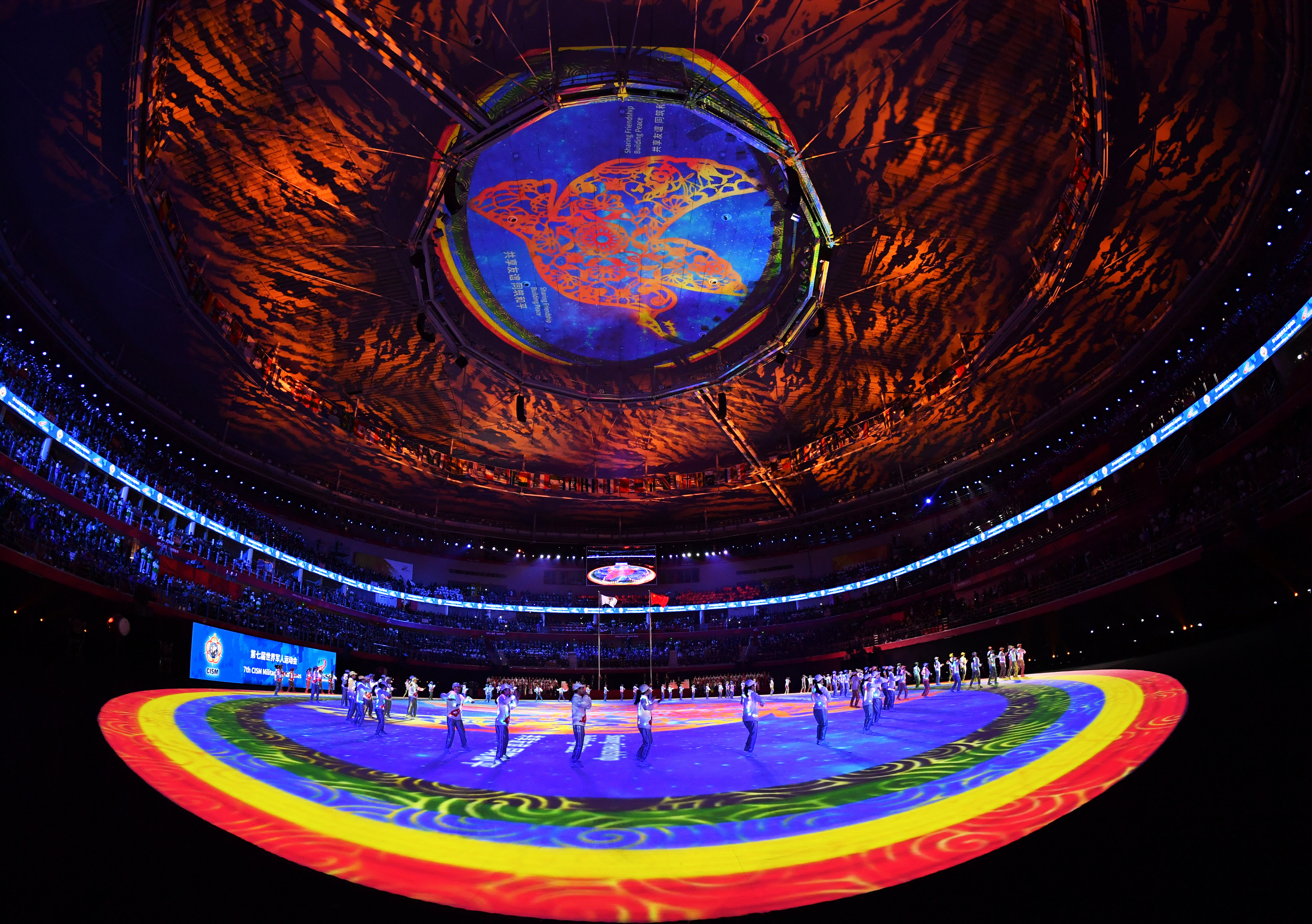 打响冲刺东京奥运战役,武汉军运会中国交出完美答卷