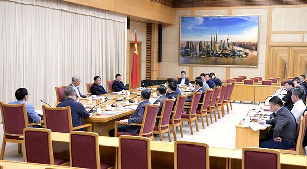 学前教育、职业教育…上海市委深改委会议提到这些关键词