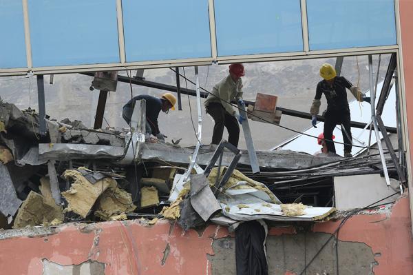 百色酒吧坍塌致6死87伤调查结果发布,事发前已知屋顶下沉