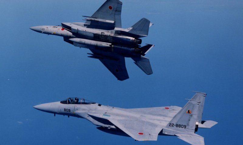 技术派|美国高性能雷达助阵,日本将拥有亚洲最先进F-15