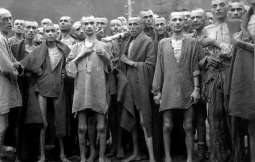 奥斯维辛集中营的犹太人