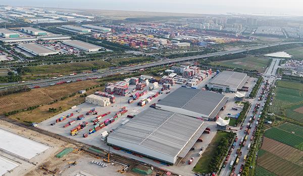 临港新片区前三季度产业投资116.8亿,同比增64.6%