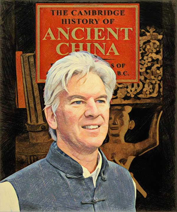 夏含夷谈《剑桥中国上古史》出版二十年