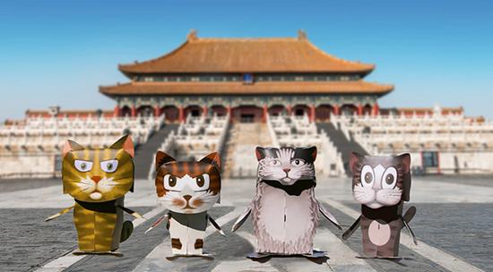 中青报刊文:当博物馆有了动物代言人