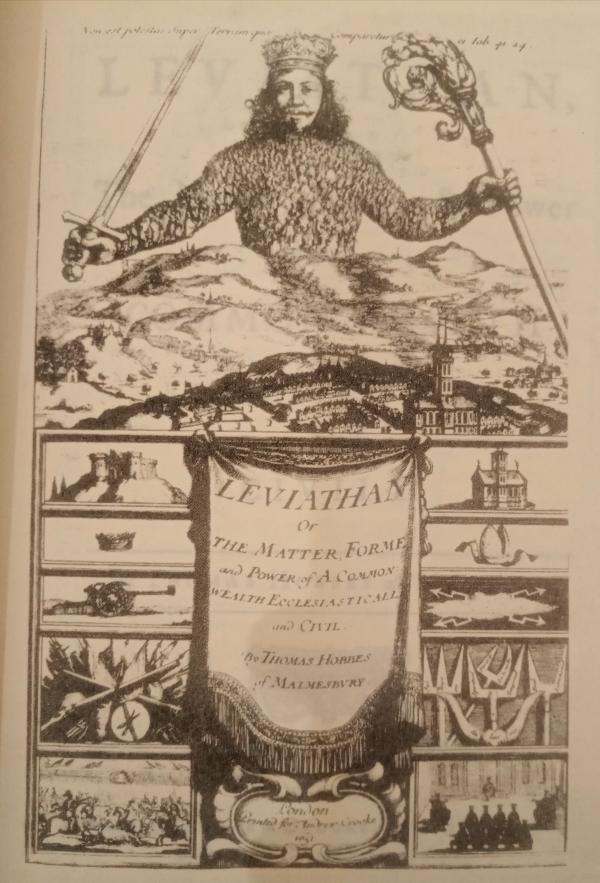 首部霍布斯著作集初版在复旦展出,全球已知藏本不足10册