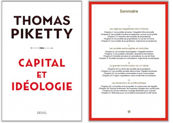 """关于""""资本与意识形态"""",皮凯蒂说:是时候超越资本主义了"""