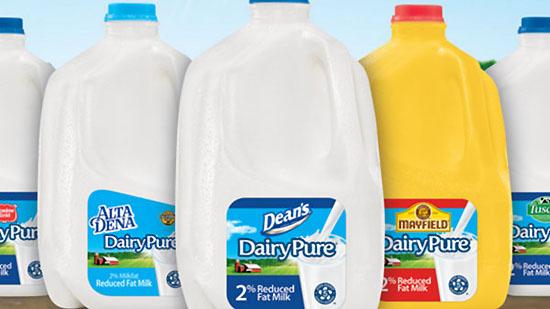 Dean Foods在全美29个州经营着60家乳品加工厂,是美国销量最高的牛奶公司。