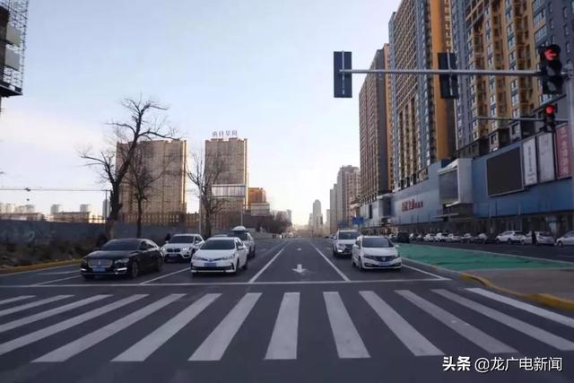 好消息!哈���I南���^南�_街及武威路地道�蛲ㄜ�