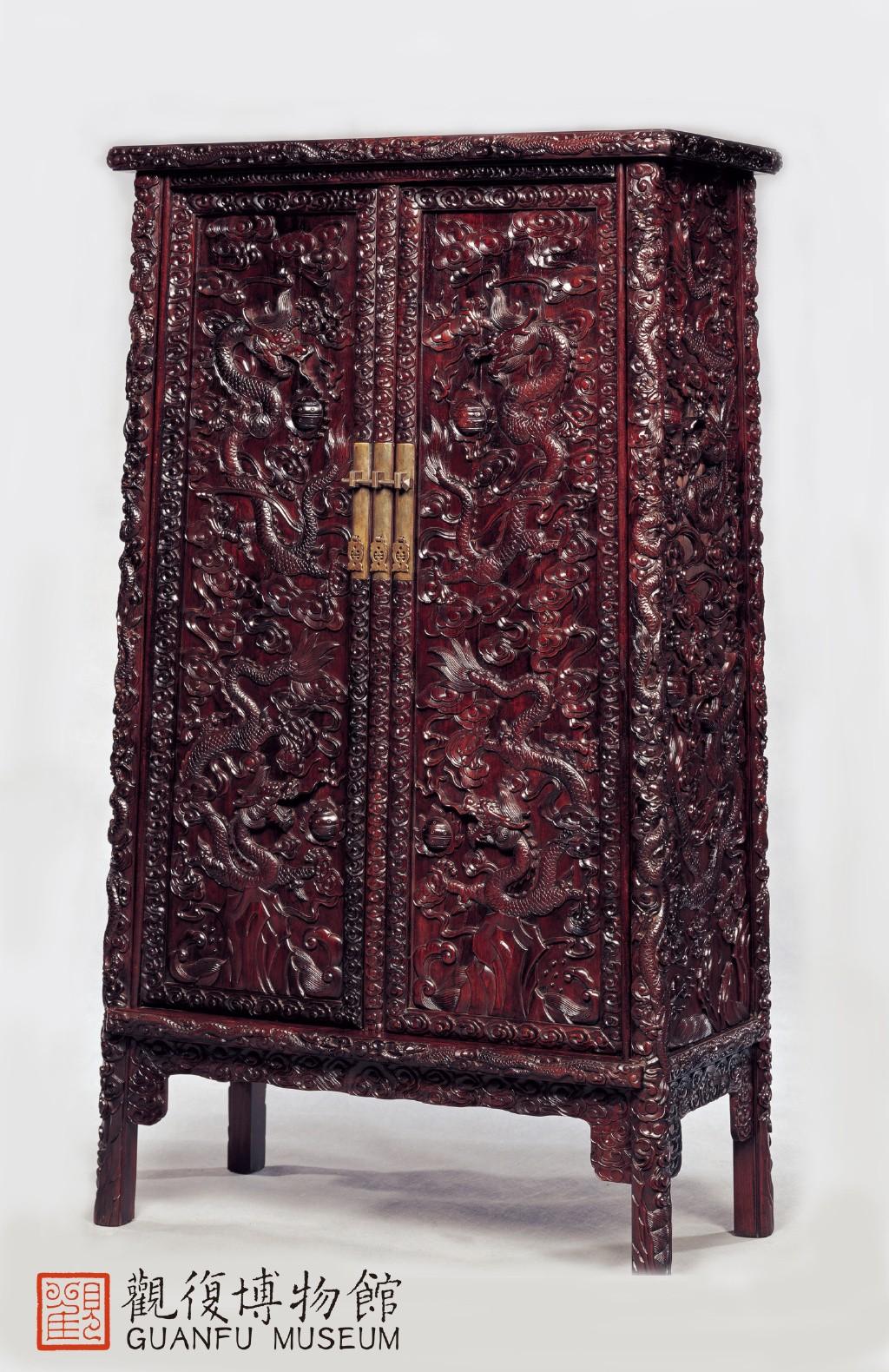 中国古代家具造型