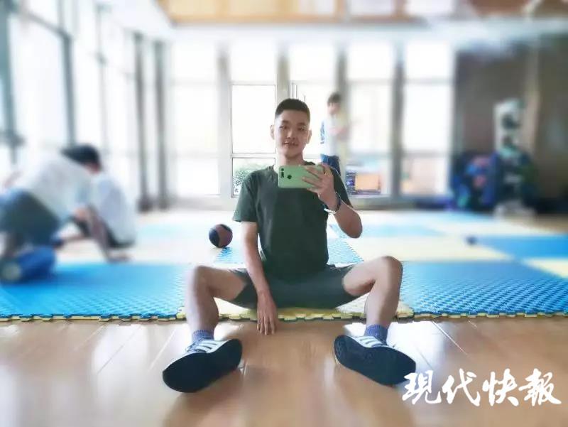 减肥【后】【的】梅姜。 【本】文图片 现代快报