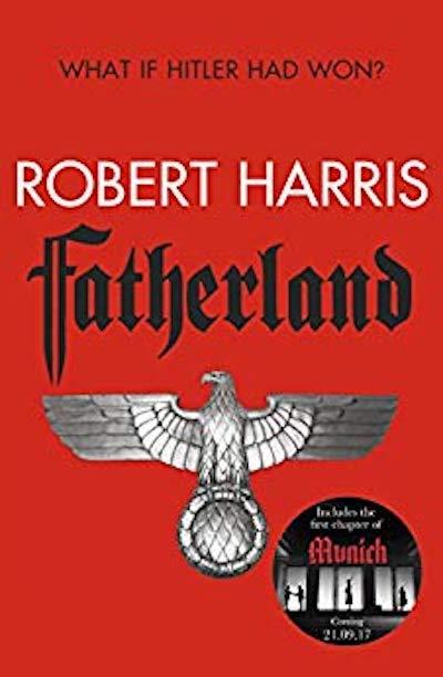 罗伯特·哈里斯谈政治小说与历史小说创作