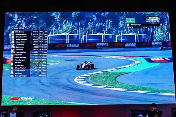 F1和电竞为何深度融合?降低老百姓了解赛车的门槛