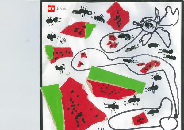 上海国际童书展|小小插画家笔下的大世界