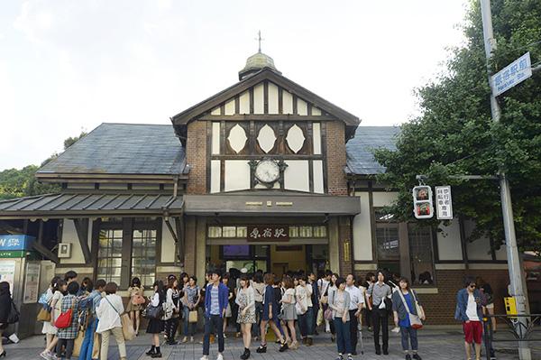 原宿站将在东京奥运后拆除,要打卡的赶紧