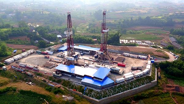 中石化取得第二个页岩气采矿权:威荣页岩气田获采矿许可证