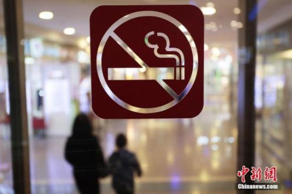 《柳叶刀—呼吸》:中国男性青少年吸烟率已达34%
