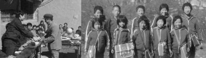 """10月30日,中国青基会宣布建立我国第一个""""救助贫困地区失学少年基金"""",希望工程开始了!"""