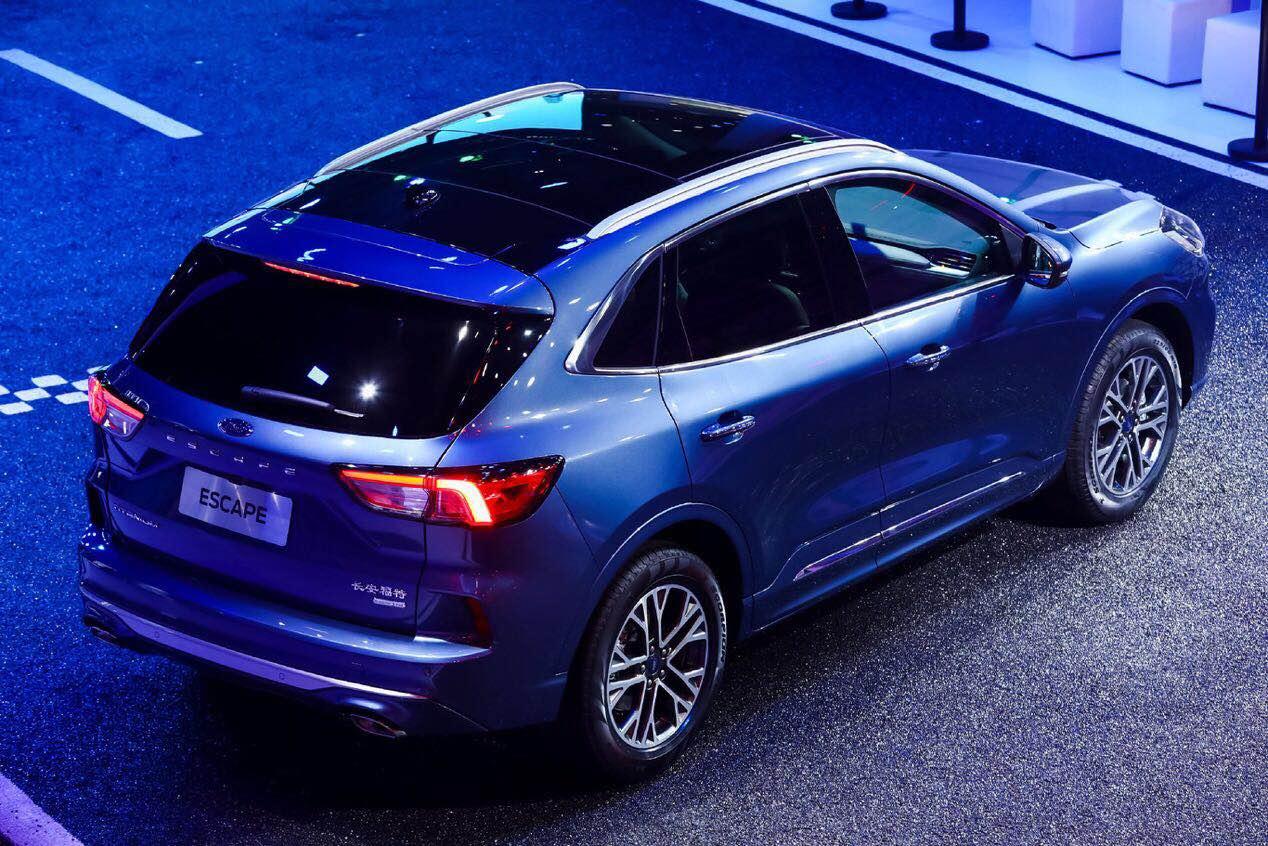 主打2.0T的四驅先鋒,福特銳際再樹高性能中型SUV標桿