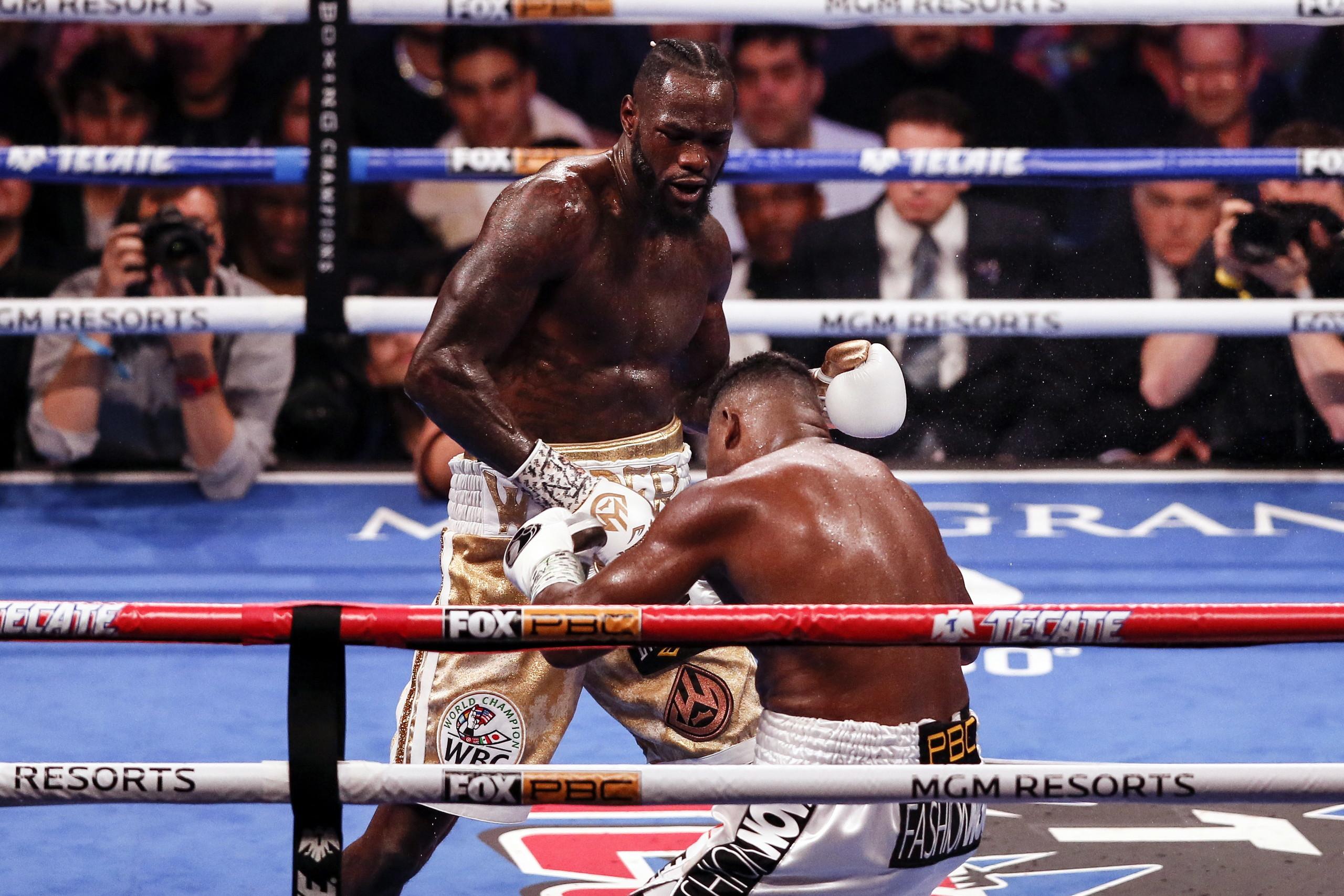 这是最感人的世界拳王战,没有失败者只有两位伟大的父亲