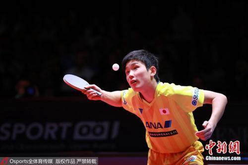 张本在去年总决赛中成就最年轻冠军的画面仍历历在目,如。图片来源:Osports全体育图片社